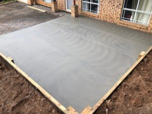 concrete carport slab sunshine coast